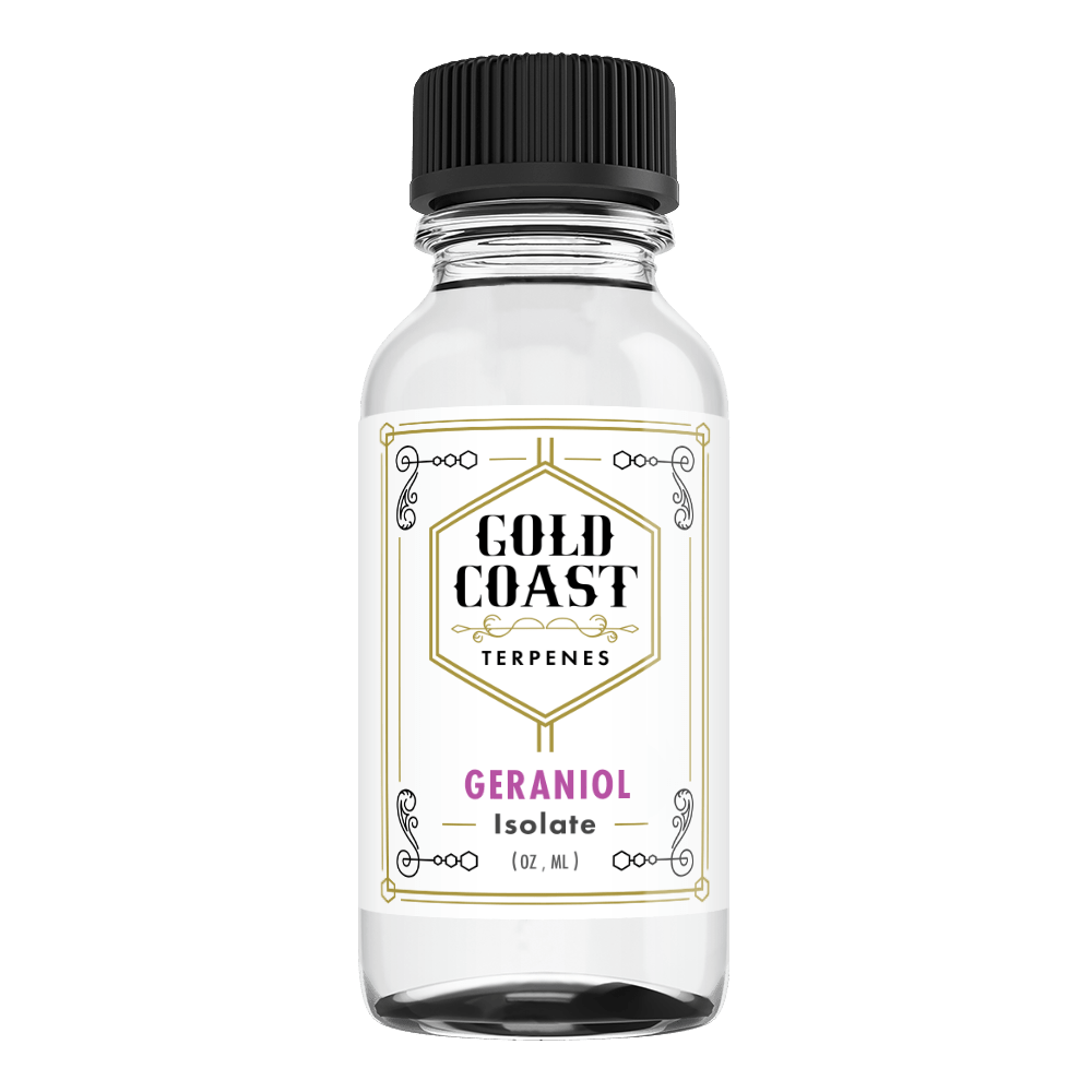 GoldCoastTerpenes-Isolates-Geraniol