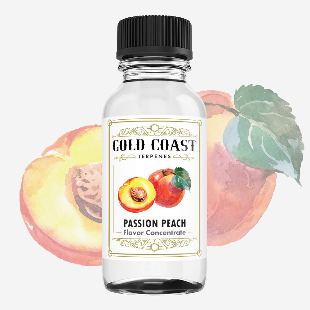 GoldCoastTerpenes-FlavorCon-Peach-Flavor-Concentrate-PassionPeach